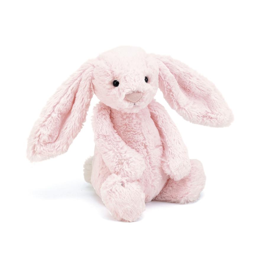 Jellycat Bashful Tulip Bunny (XS-XXL) - rosa