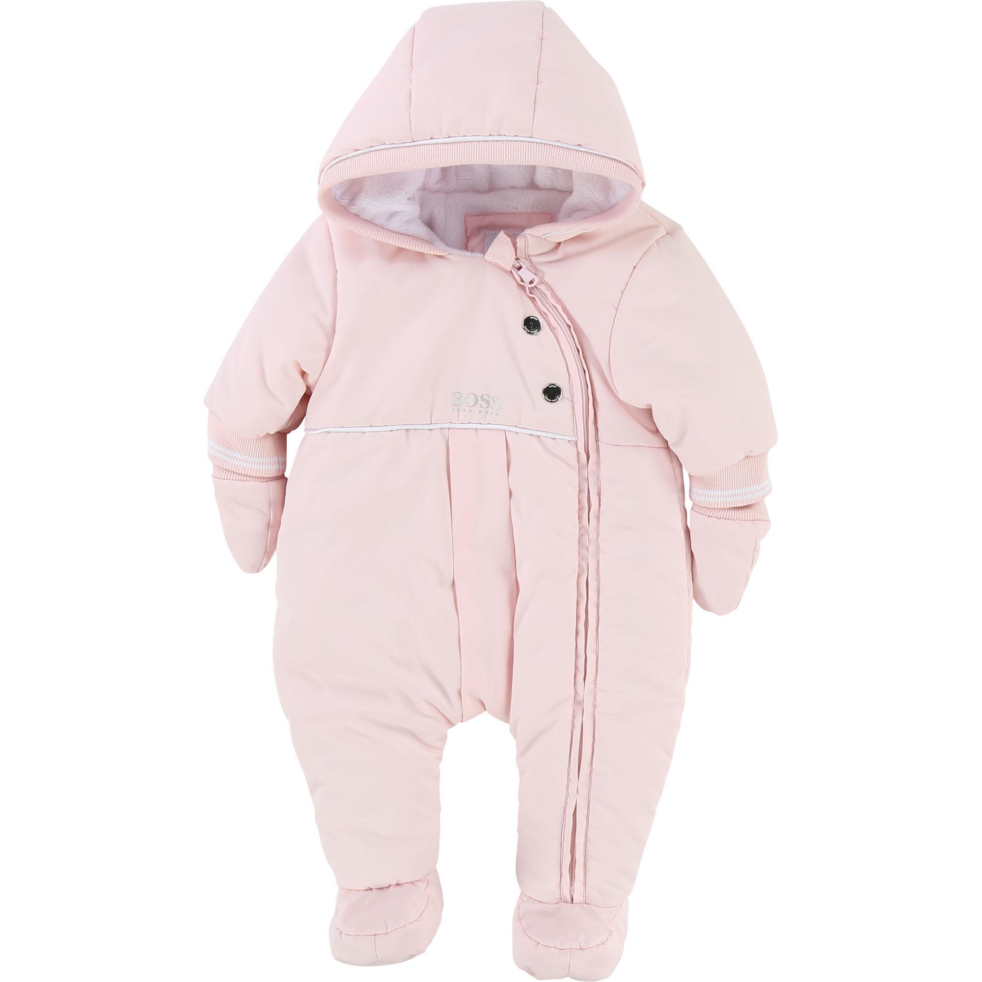 Boss Baby Schneenazug in rosa