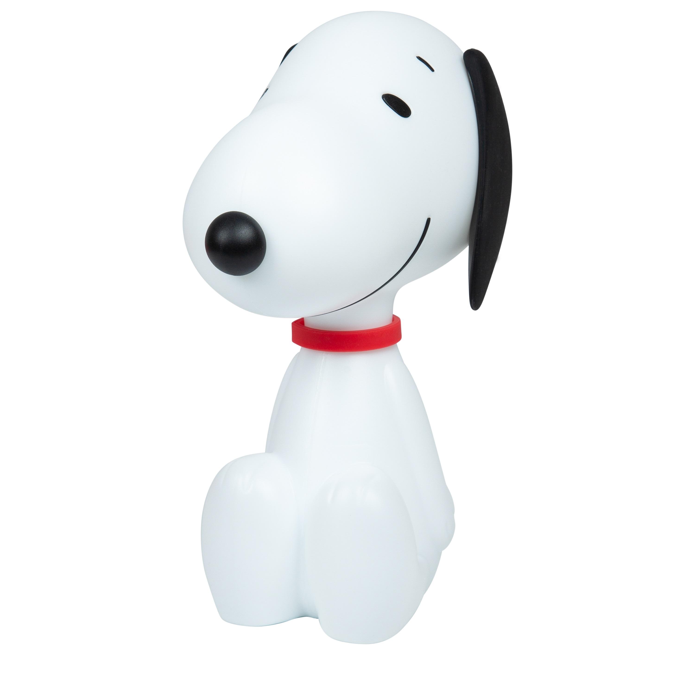 Charlie & Friends Nachtlicht Snoopy 30 cm - weiß