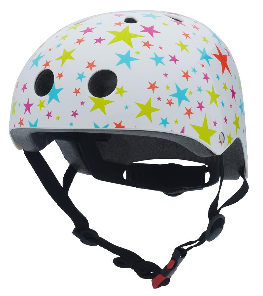 Coconut Helm für Kinder Coco6 - weiß