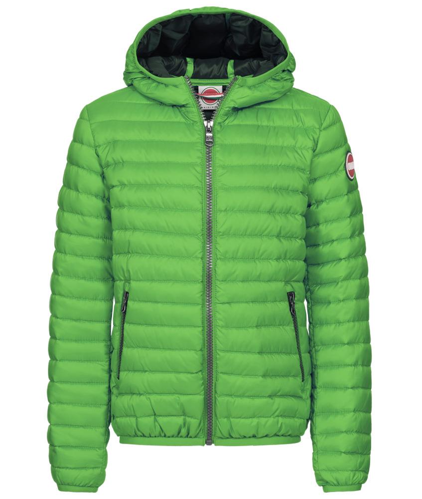 Colmar Punk summer down jacket  - green