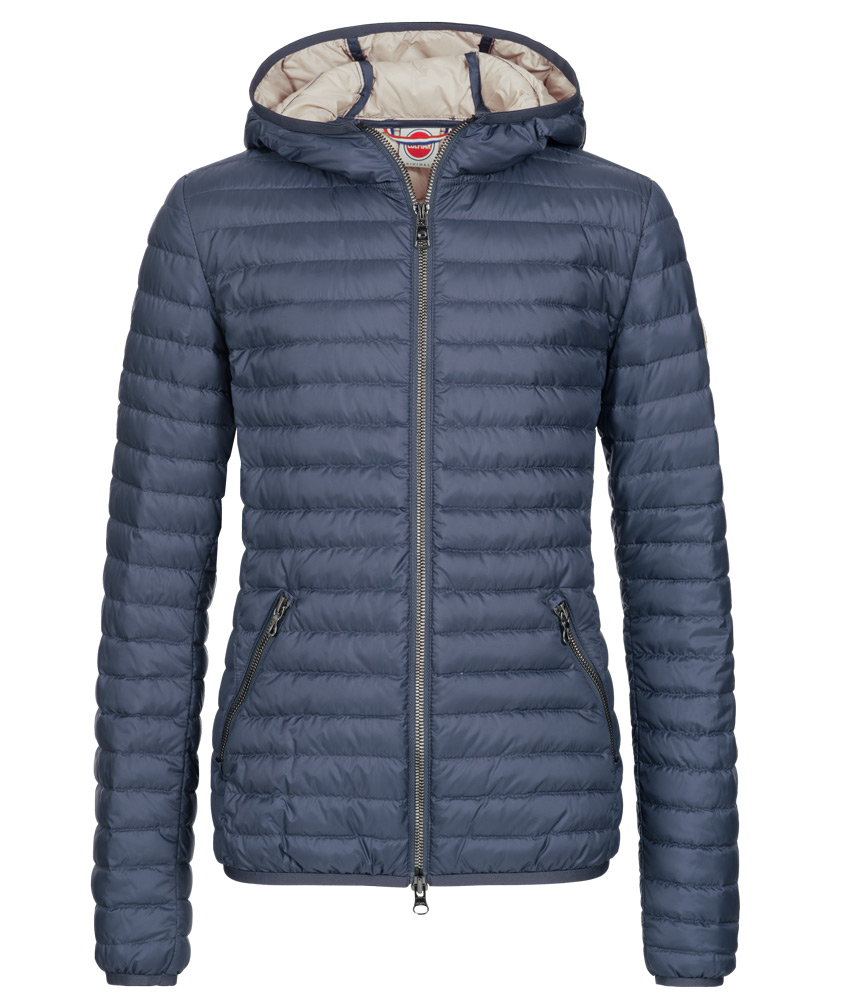 Colmar Punk summer down jacket - navy