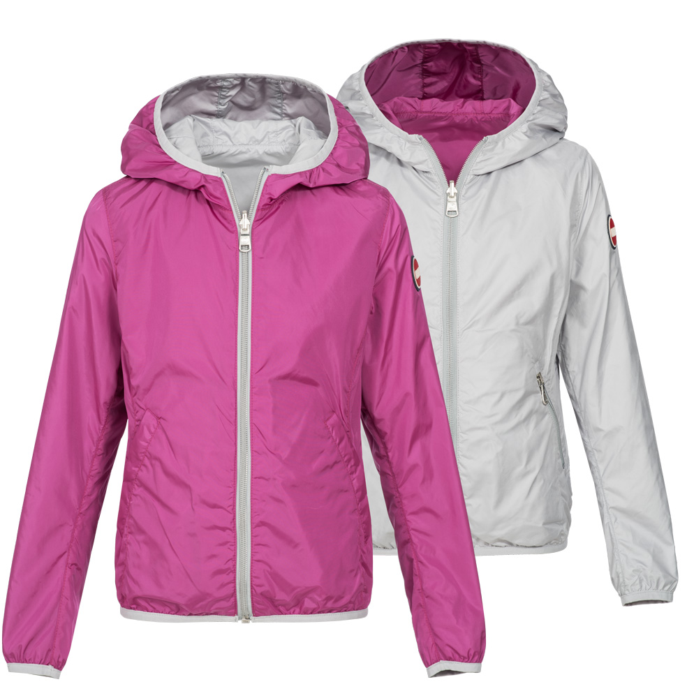 Colmar reversible jacket Empire in light grey