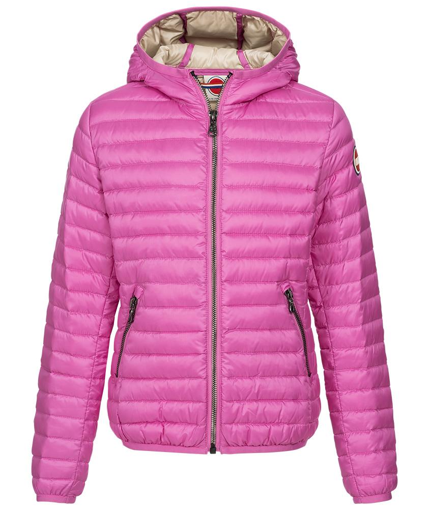 Colmar Mädchen Sommerdaunen Jacke in pink