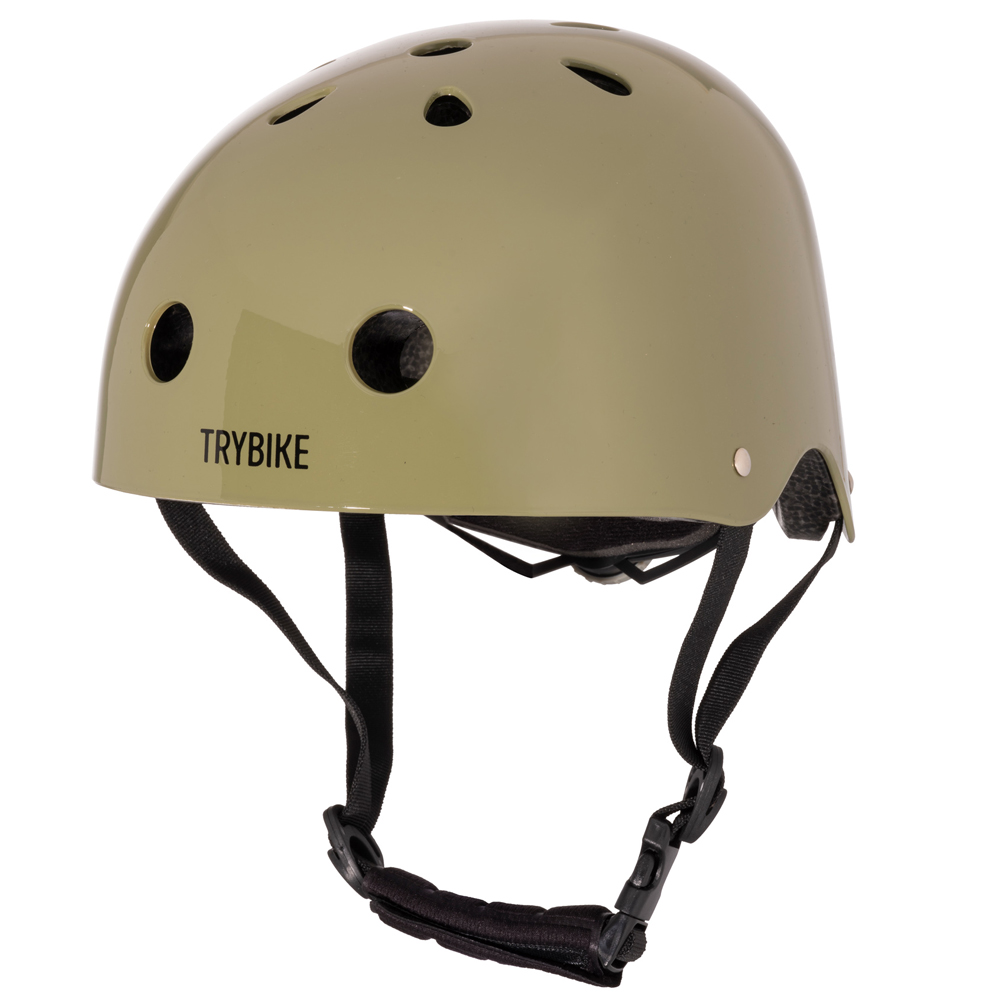 Trybike Coconut Helm für Kinder Coco - Grün