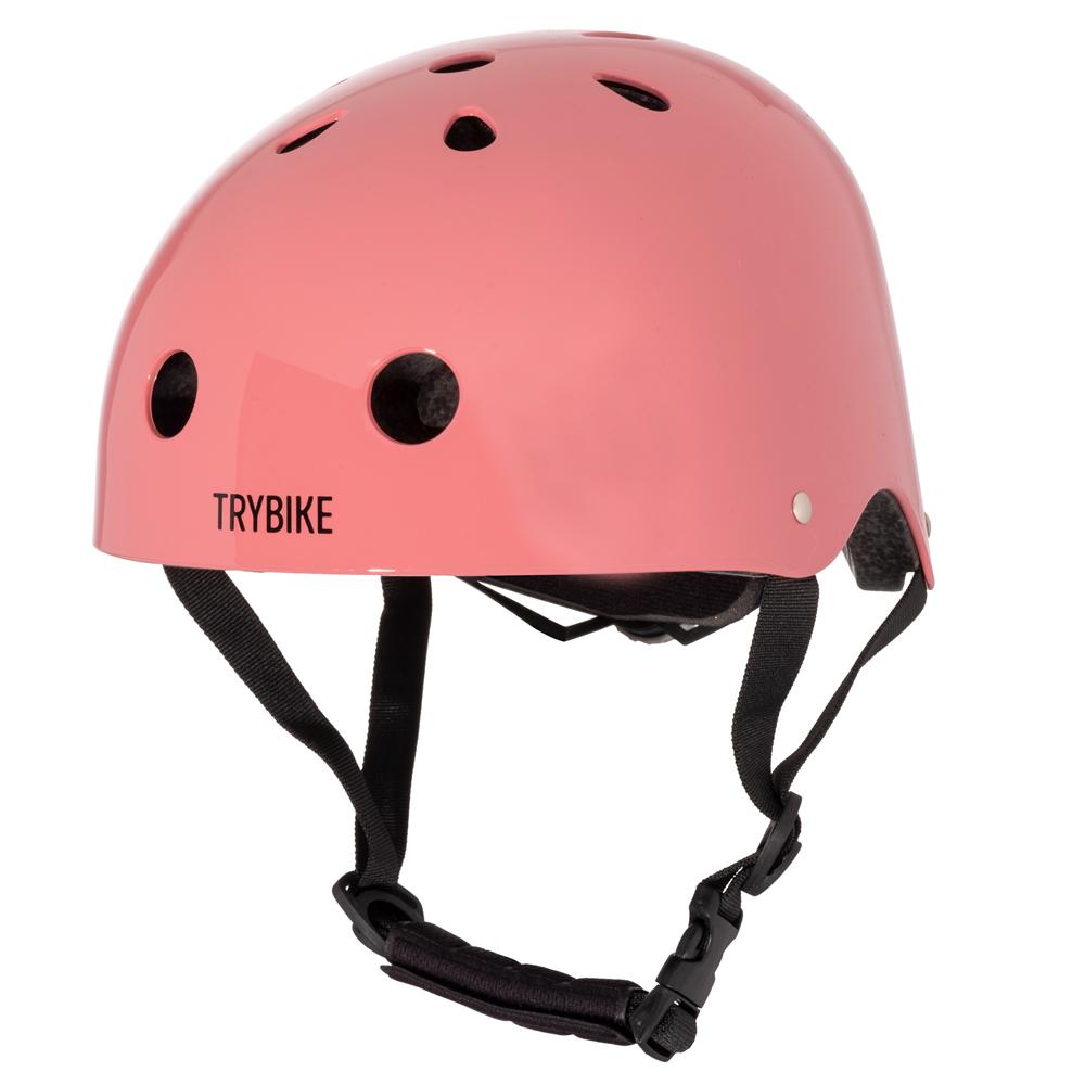Trybike Coconut Helm für Kinder Coco - Rosa