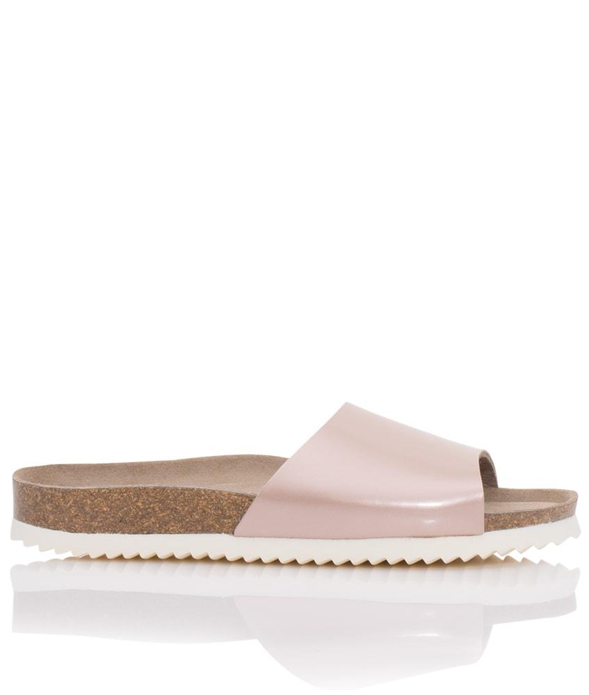 Genuins Leder Sandalen Fundy in rosa