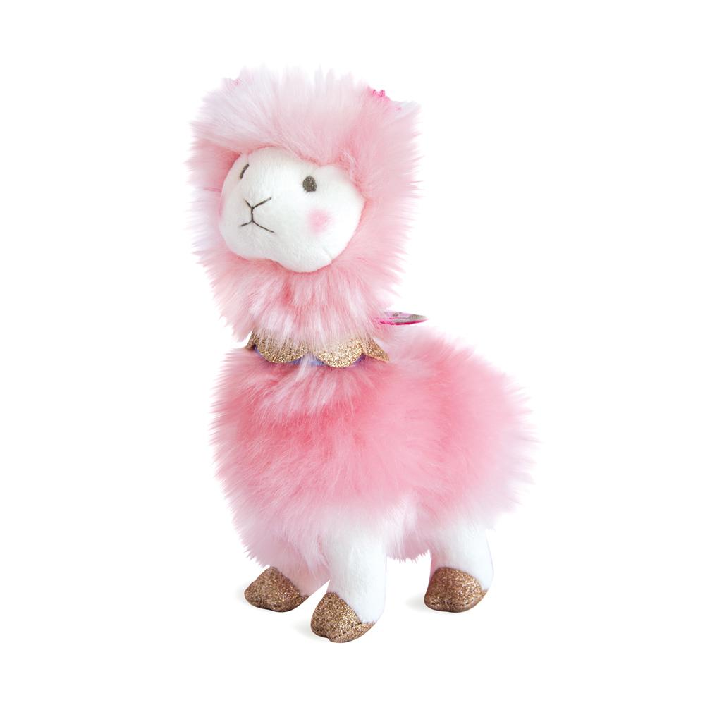 Histoire d´Ours Lama 20 cm- rosa