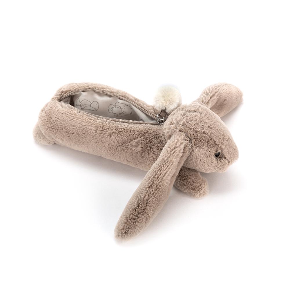 Jellycat Bashful Beige Bunny Long Bag - beige