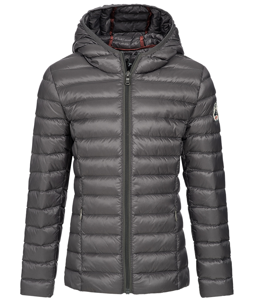 JOTT Light downjacket Carla - anthracite