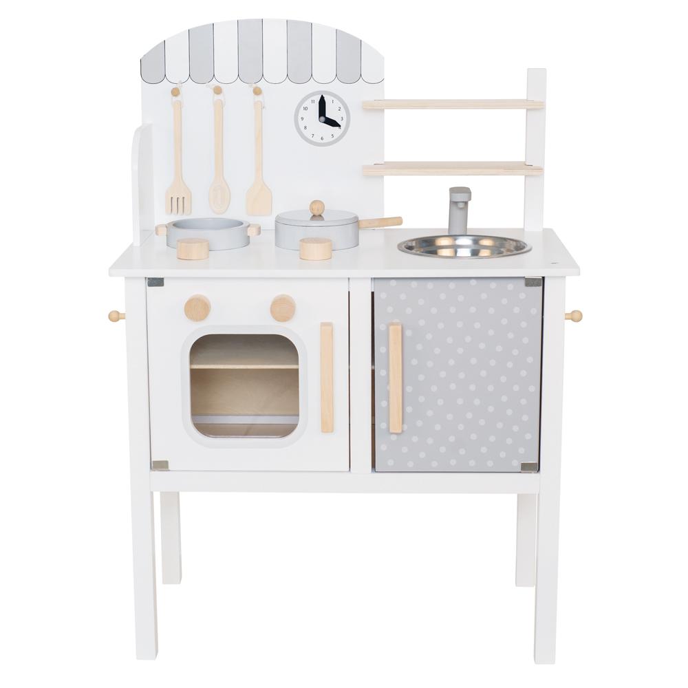 Kids Style Lounge Jabadabado Wooden Play Kitchen White High Fashion Online For Kids