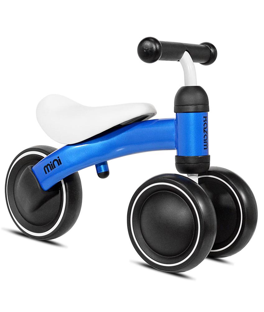 Kazam Mini Laufrad -  blau
