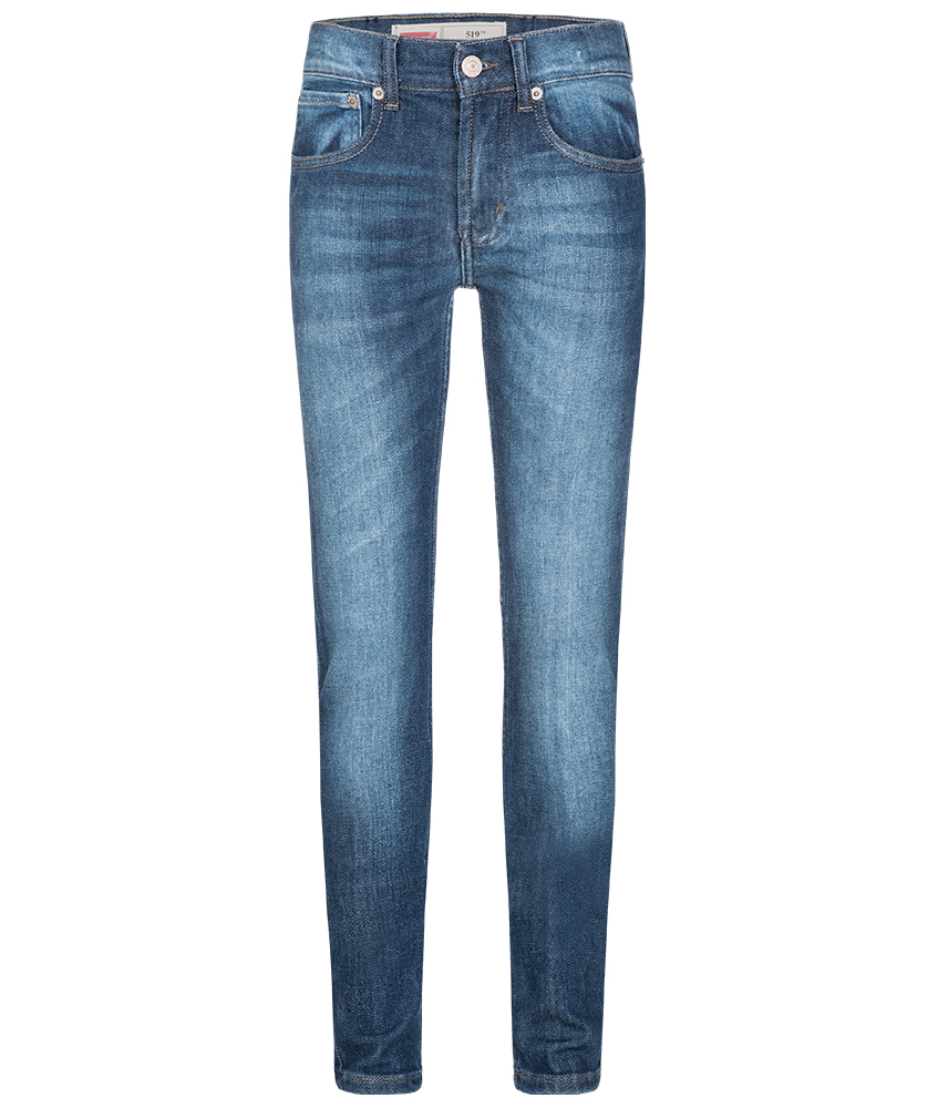 Levi's Extreme Skinny Jeans 519 in blau
