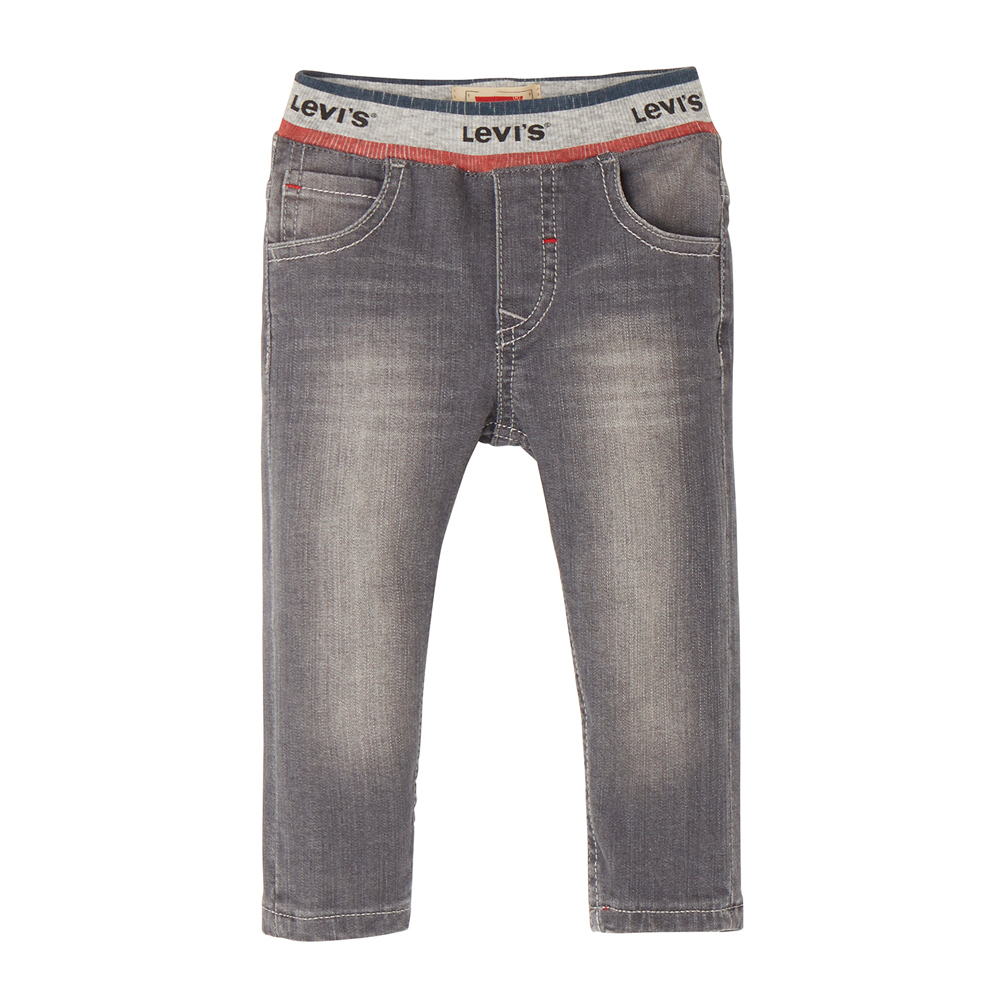 Levi's Baby jogg jeans Rudy in silvergrey