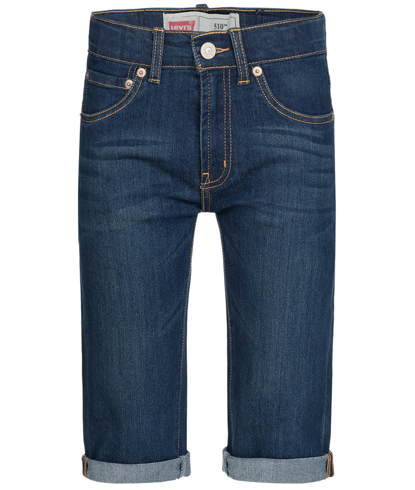 Levi´s Jeans Shorts 510 Skinny in dunkelblau