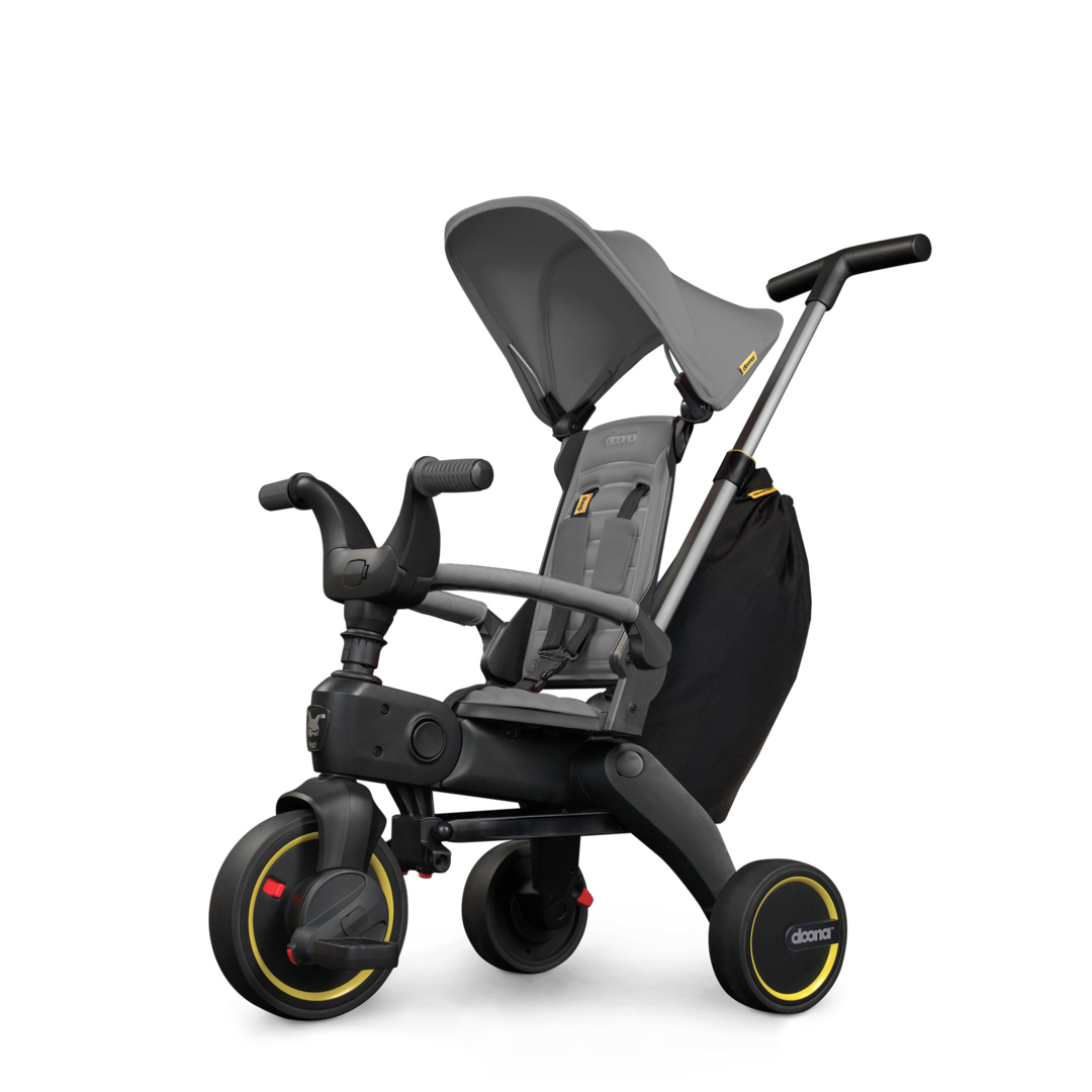 Liki Trike S3 Dreirad 5-in-1 by Doona - Grey Hound