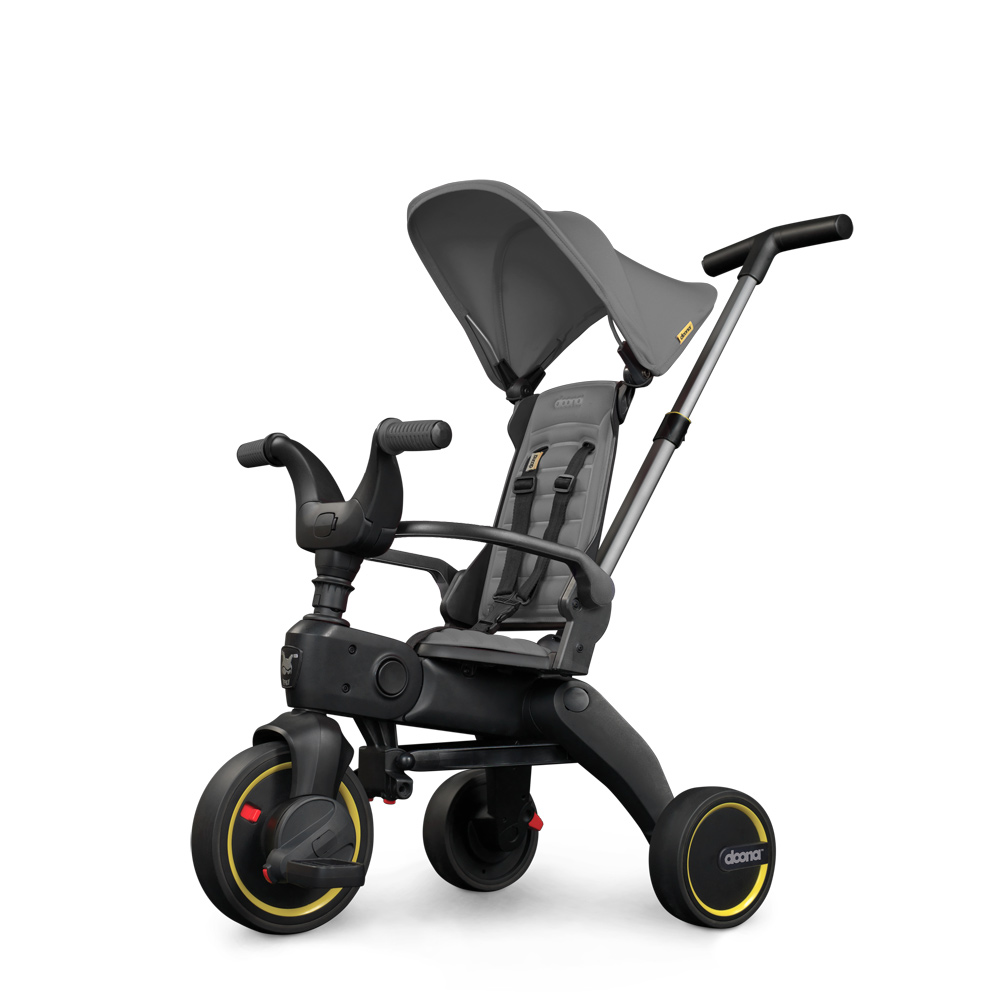 Liki Trike S1 tricycle 5-in-1 by Doona - Grey Hound