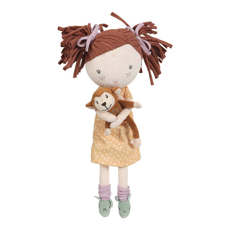 Little Dutch Kuschelpuppe Sophia - Bunt