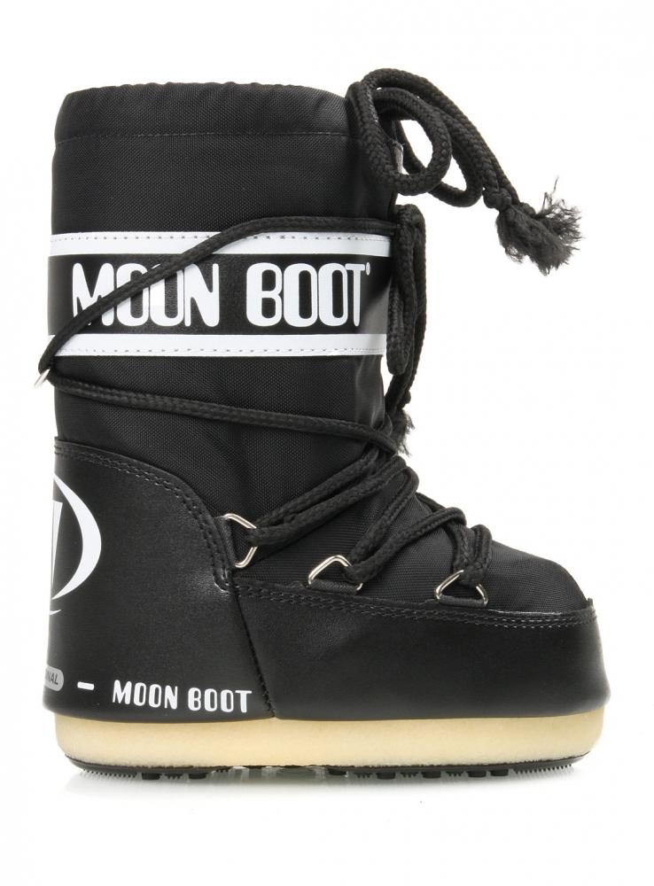 Kids winter shoe in black