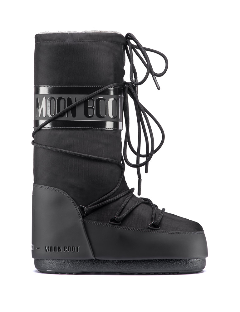 Moon Boot Classic Plus in schwarz