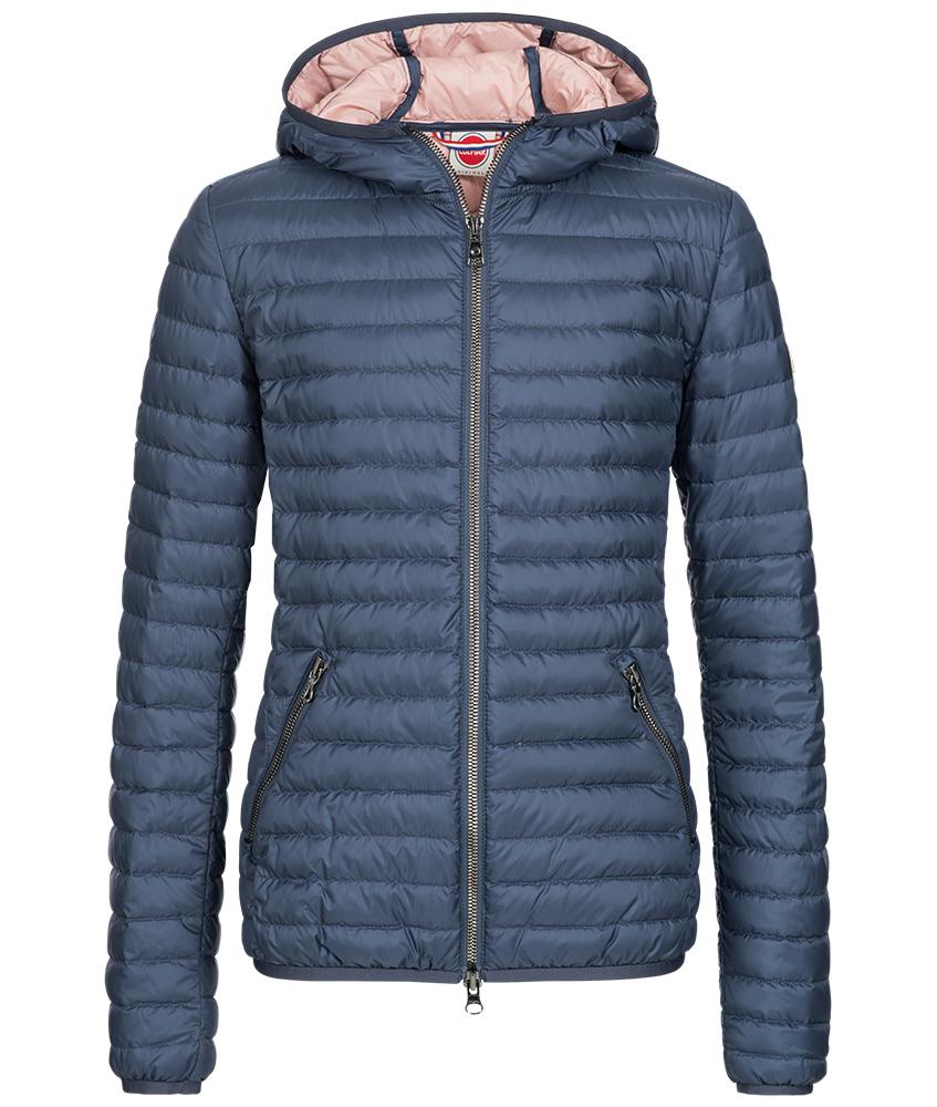 Colmar Mädchen Sommerdaunen Jacke in blau