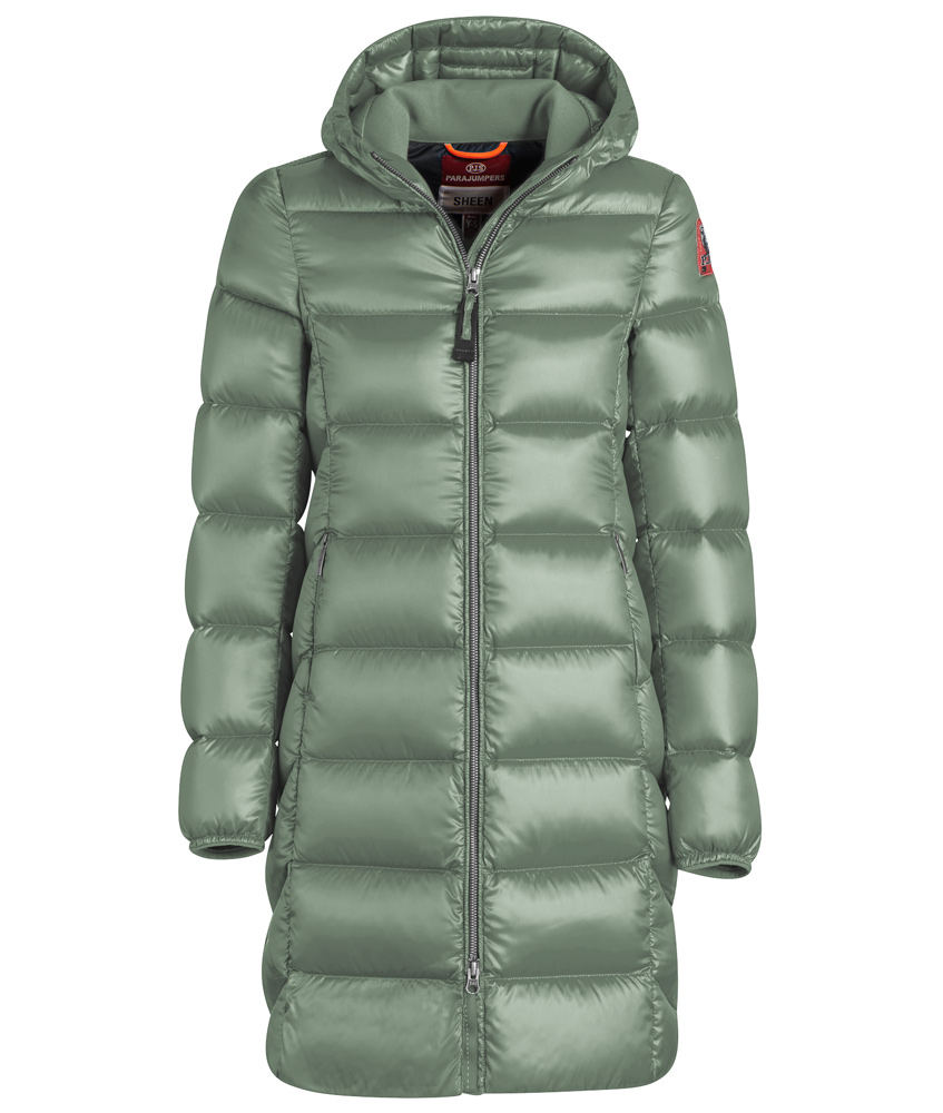 reputable site c2e5e 96bba Kids Style Lounge | Parajumpers Daunenmantel Leah - military ...