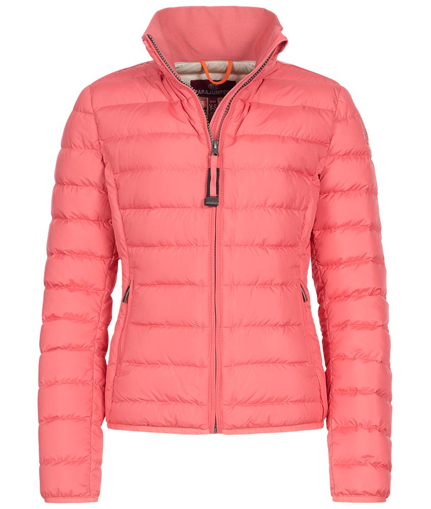 PJS Sommerdaunenjacke Geena - korall pink