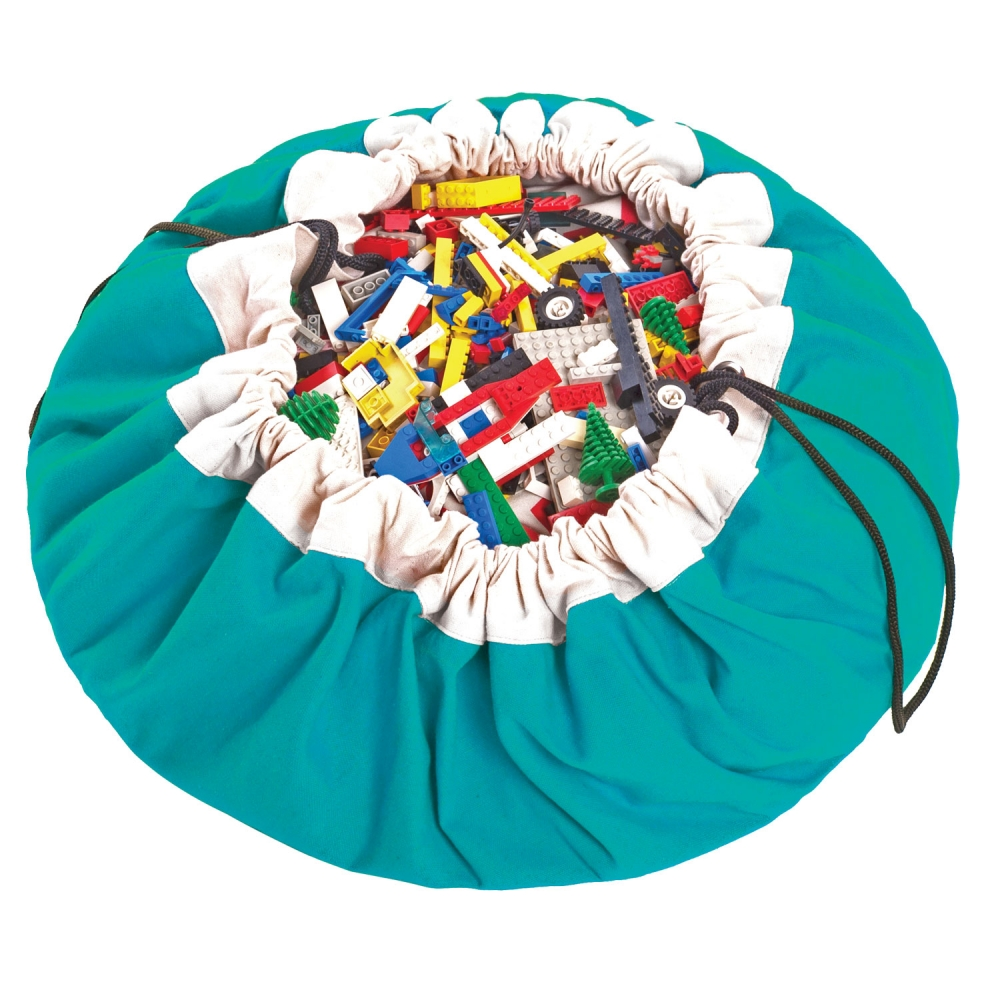 Play&Go 2in1 Toy Storage Bags & Playmat Playgoturqoise