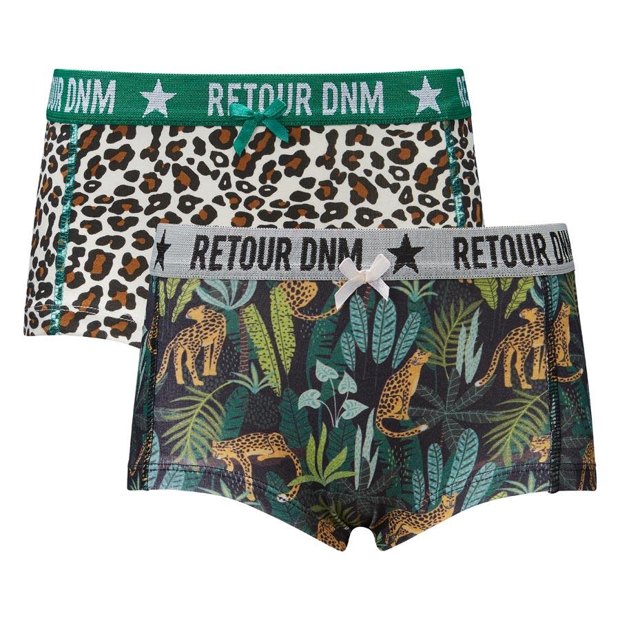 Retour girl hipster set Babiche - animal prints