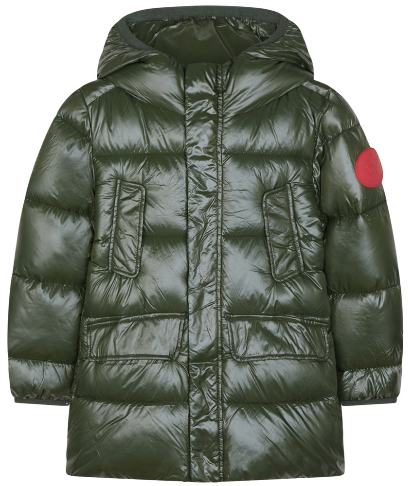 Save the Duck Luck9 Parka - oliv