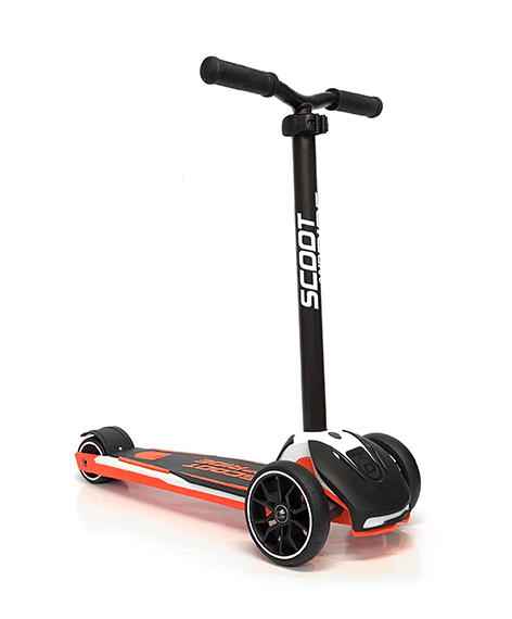 Scoot & Ride Kickboard Highwaykick 5 - rot