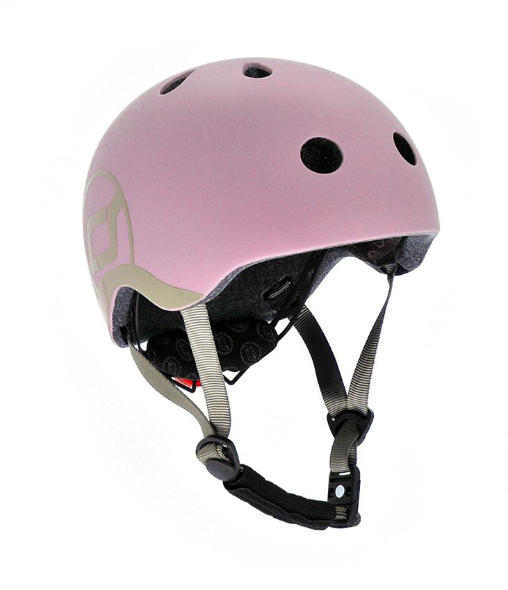 Scoot & Ride Kinderhelm - rosa
