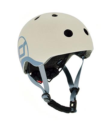 Scoot & Ride Kinderhelm - ash