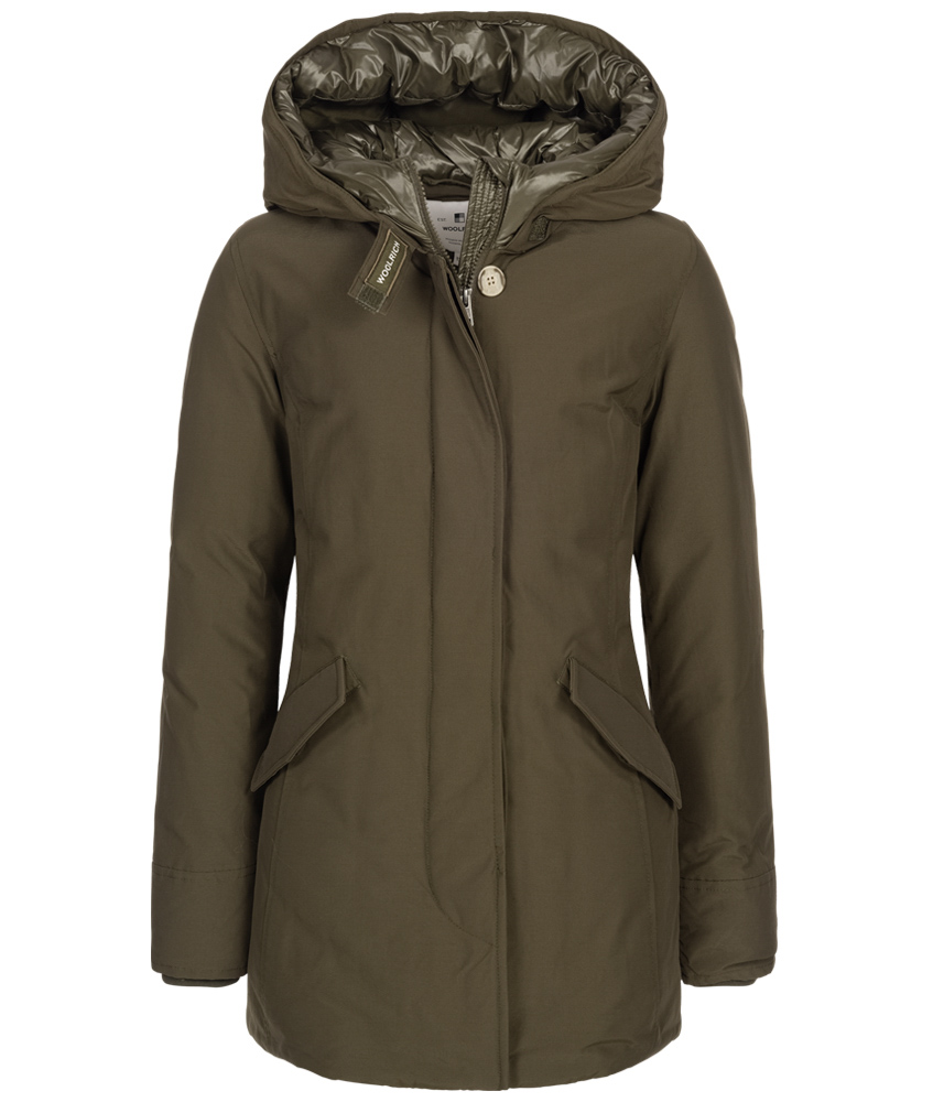 Woolrich Arctic Parka NF Girl -  oliv