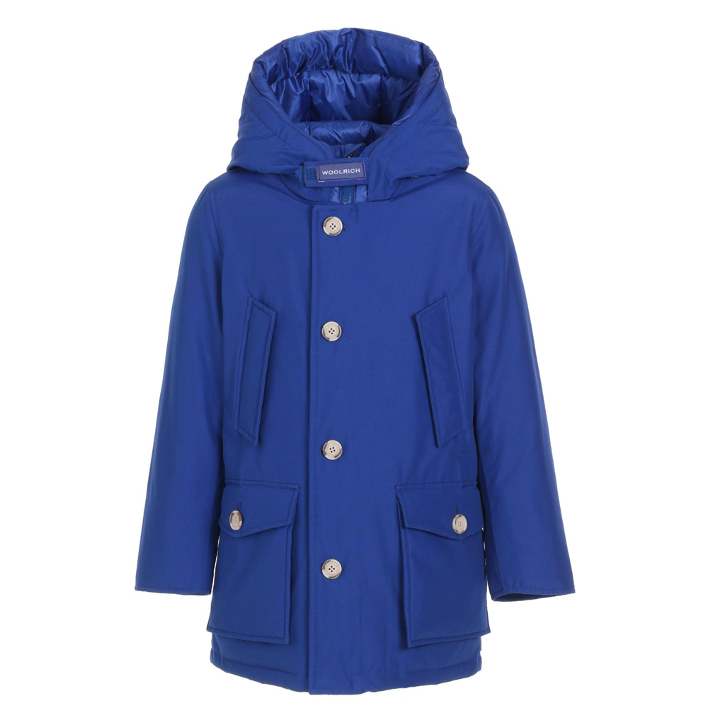 Woolrich Arctic Parka NF - electric blue