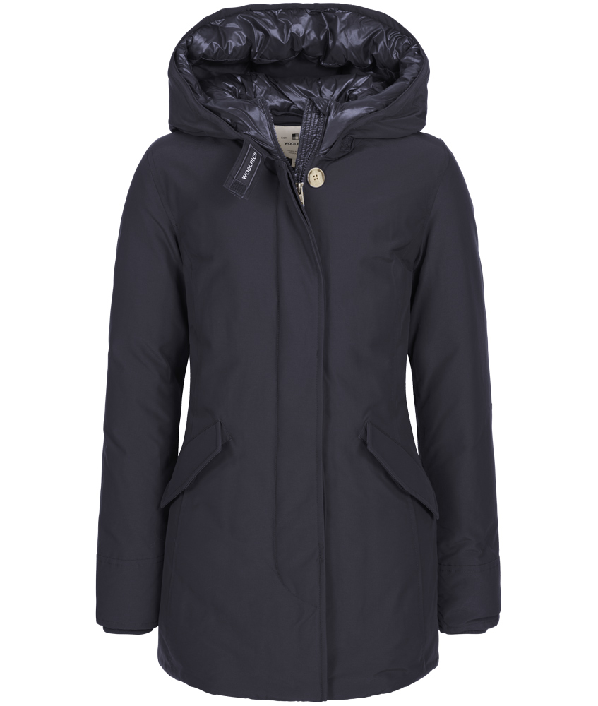 Woolrich Arctic Parka NF Girl -  navy
