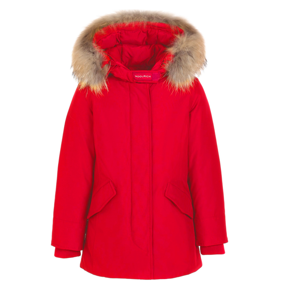 best service de924 94df4 Kids Style Lounge | Woolrich Arctic Parka FR Girl mit ...