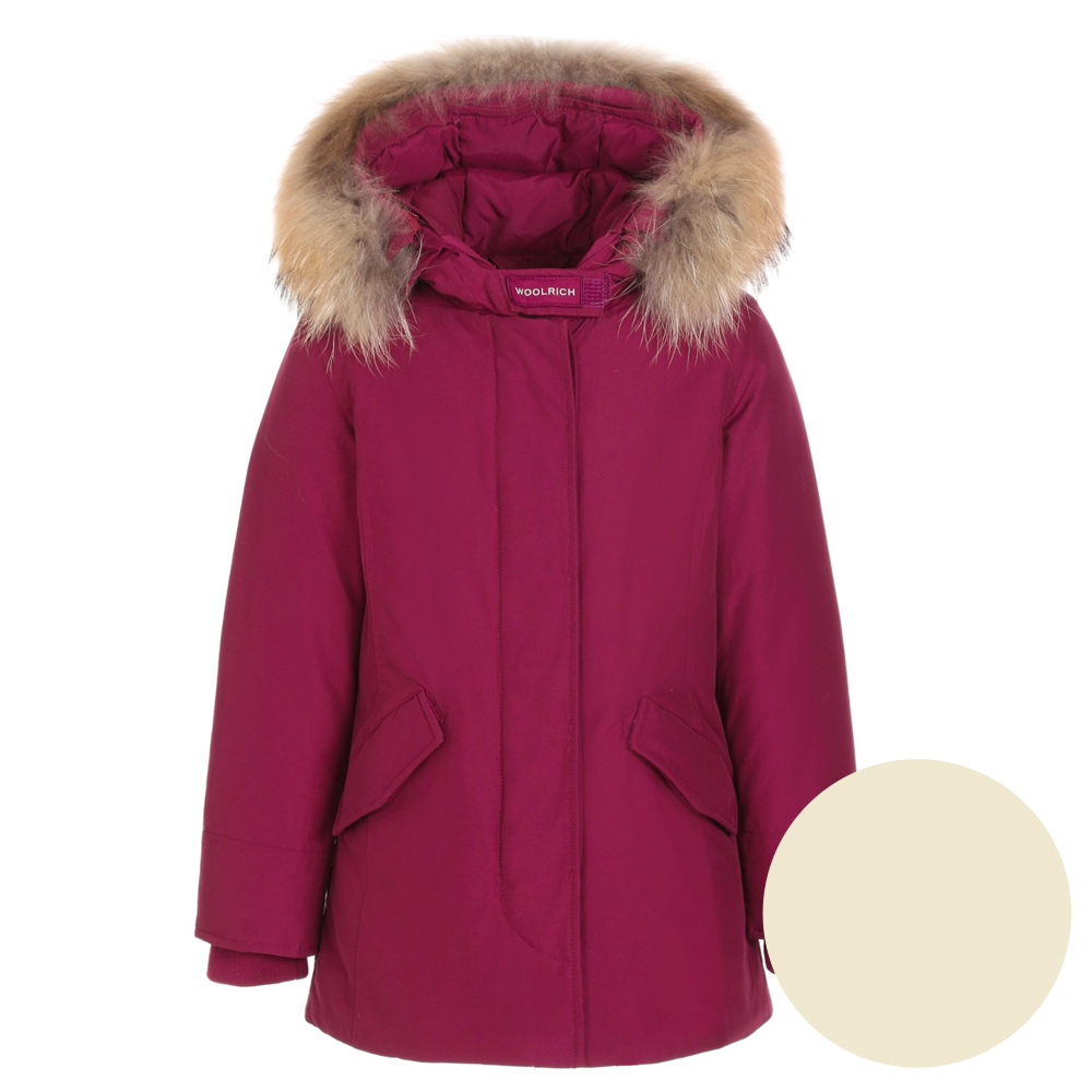 new style 406ff 34b14 Kids Style Lounge | Woolrich Arctic Parka FR Girl with real ...