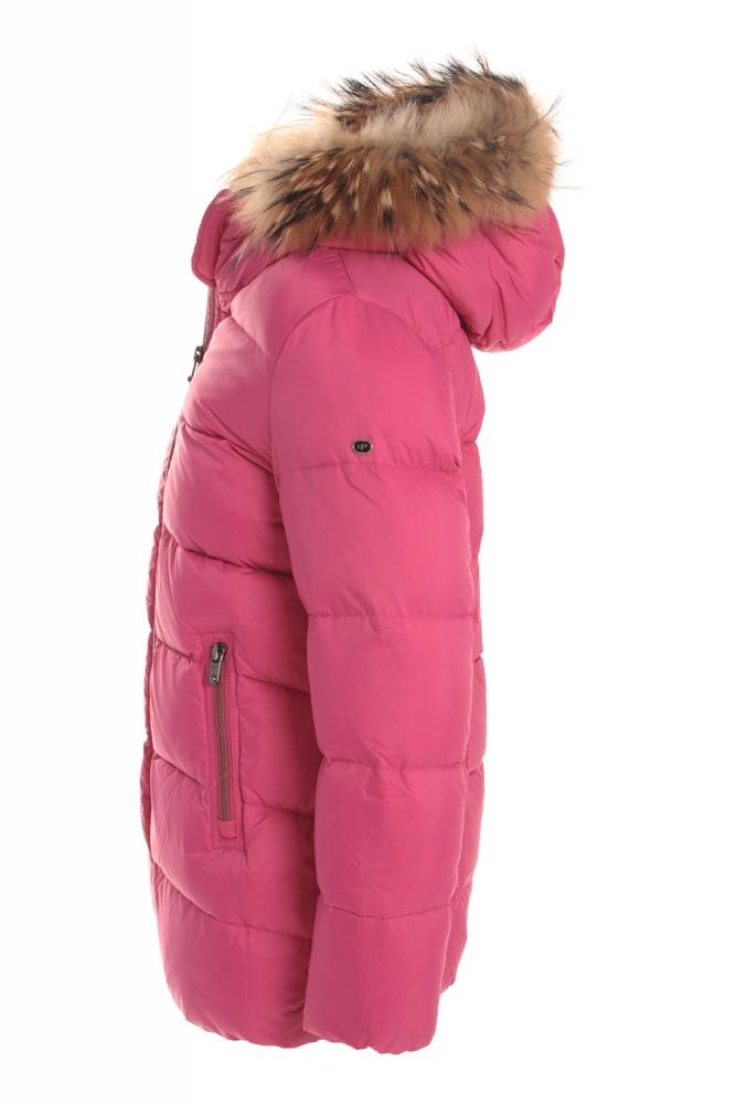 kids style lounge alores kids down jacket in pink high. Black Bedroom Furniture Sets. Home Design Ideas