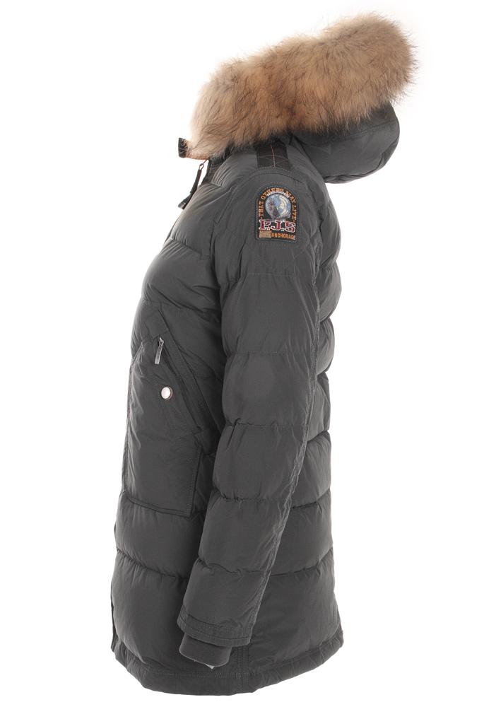 Parajumpers Long Bear Grau