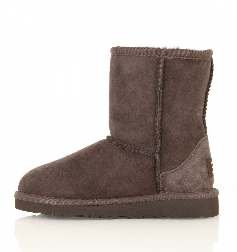 short ugg style boots