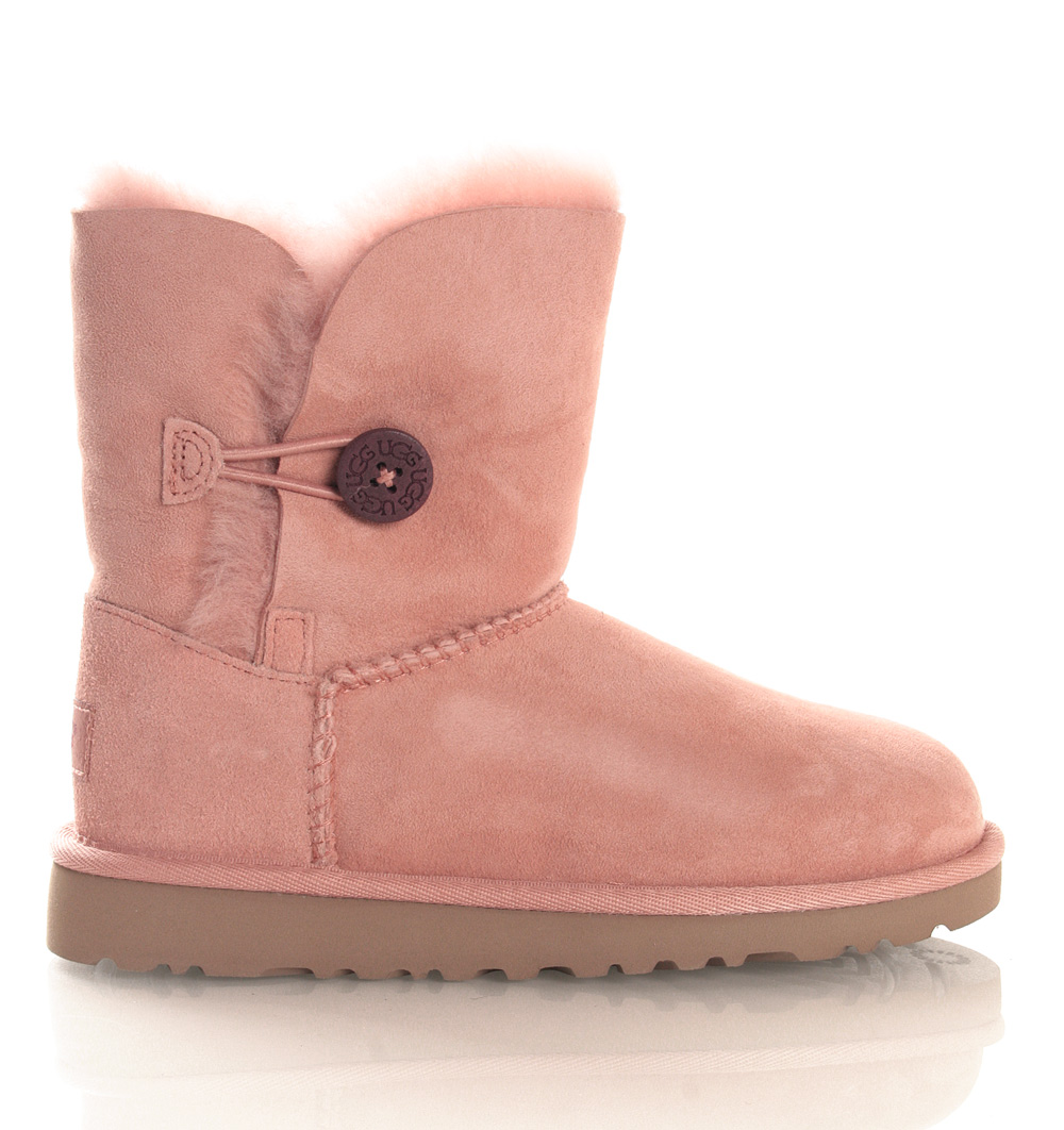 UGG is the largest distributor of sheepskin footwear. Every shoe will feel great from the moment you put it on, year after year. The UGG kids collection flaunts the same style and comfort offered in the adult line. From slippers to boots to casual footwear, UGG Kids will pamper the feet of your infant, toddler or big kid.